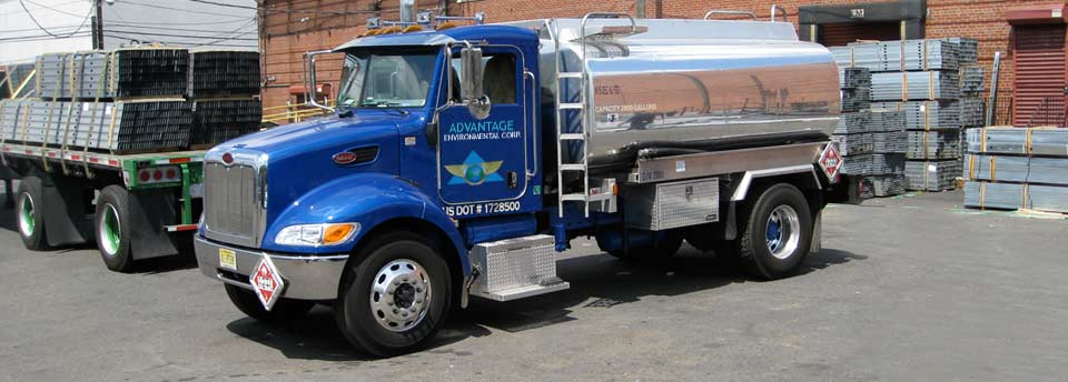 used oil pick up new jersey new york